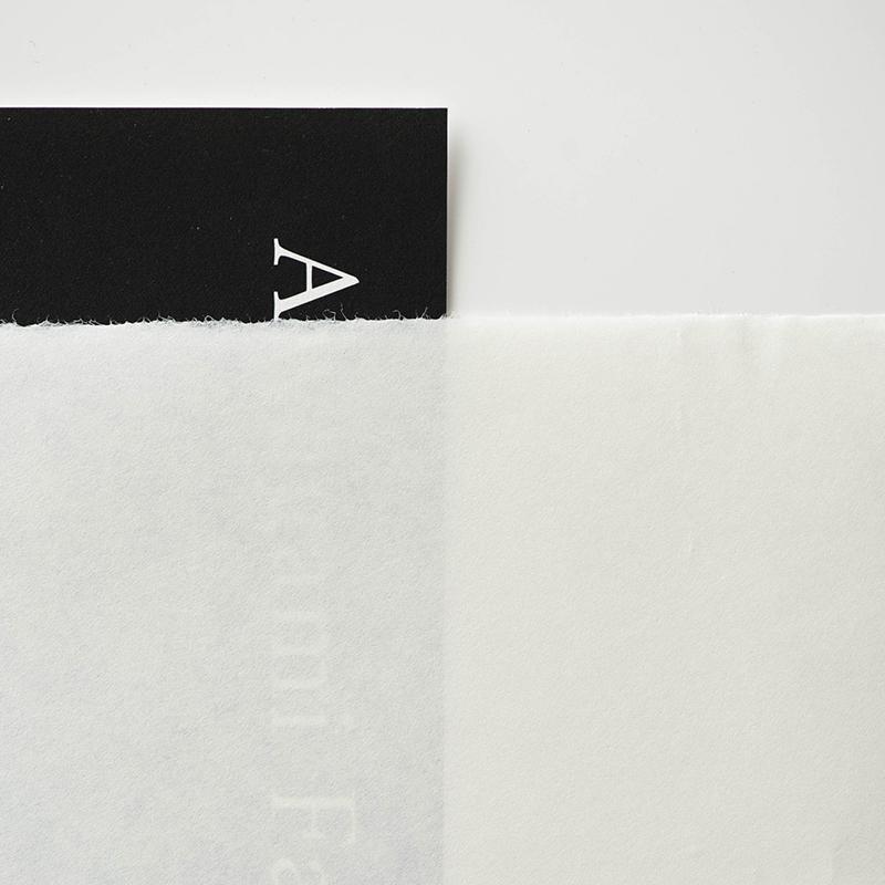 _Papier du monde AMT Okawara select - feuille 51g/m² - F:52 x 43 cm - 4 bords frangés