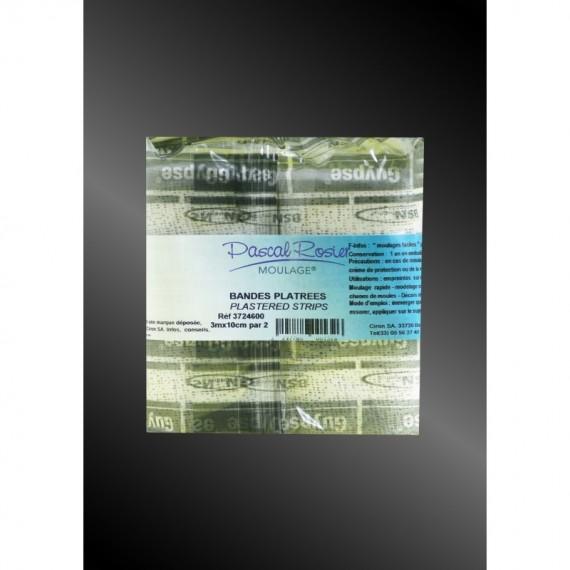 BANDES PLATREES ROSIERSACHET DE 2 3724500