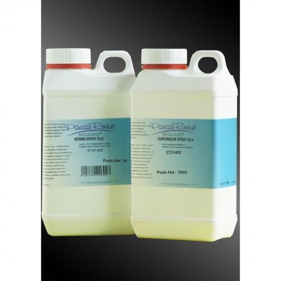 VERNIS EPOXY DE GLACAGE ROSIER 1.7 Kg 3731402