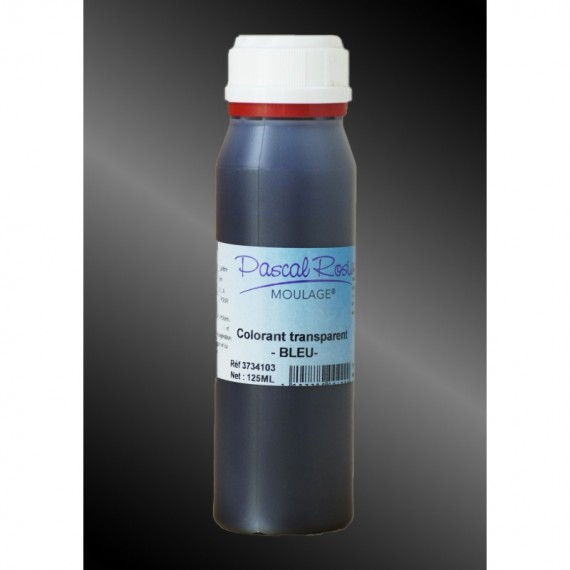 COLORANT TRANSPARENT BLEU 125 Ml 3734103