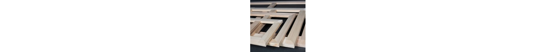 CHASSIS A CLES 80 X 80 CM(NU)