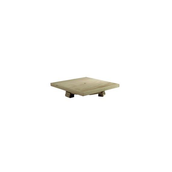 SELLE DE TABLE RS 30 x 30 cm - HETRE %