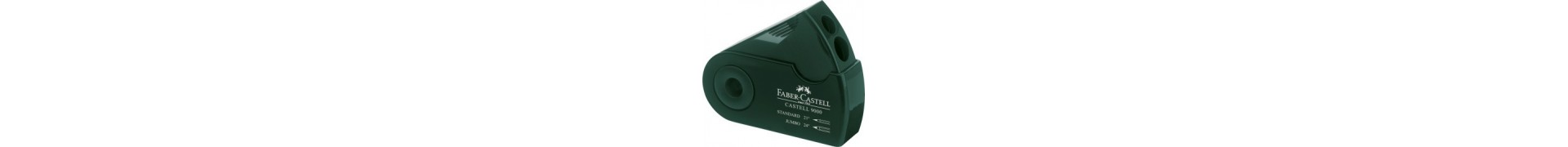 Taille-crayon FABER & CASTELL 9000