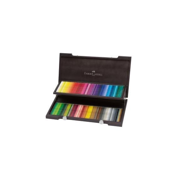 Coffret FABER & CASTELL Albrect Durer - 120 Crayons aquarellable - 117513
