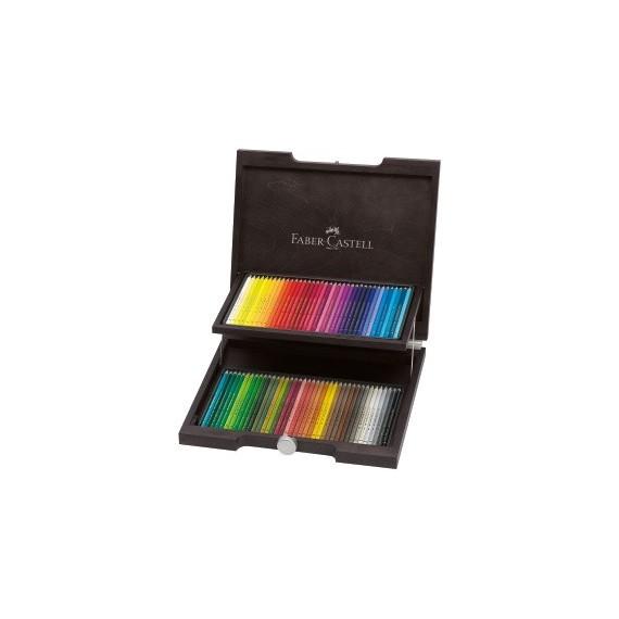 Coffret crayon FABER & CASTELL Polychromos - 72 Nuances (Bois) - 110072