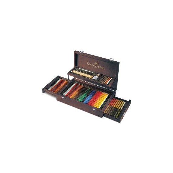 Coffret FABER & CASTELL - Collection Beaux-Arts - 110086