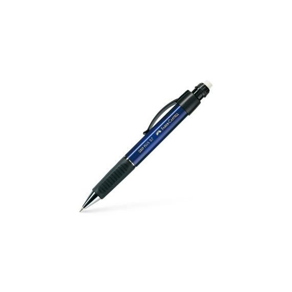 Porte-mine FABER & CASTELL Grip plus 2011 - Pour mine 0.7 mm - Bleu