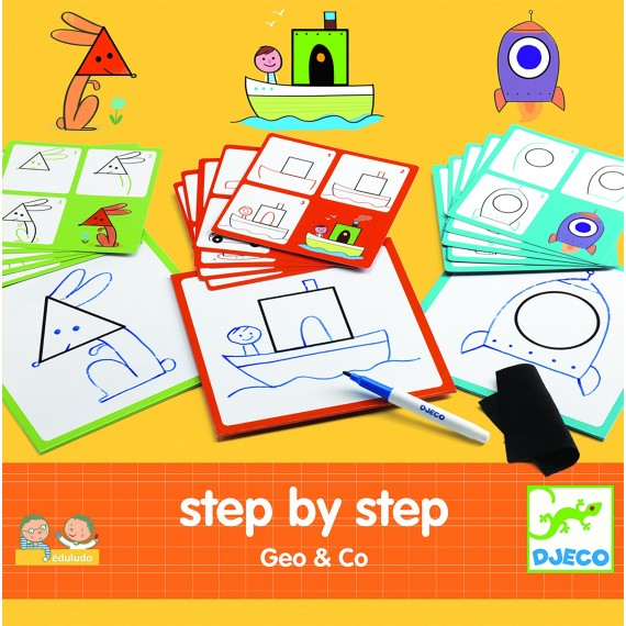 EDULUDO STEP BY STEP - GEO & CO