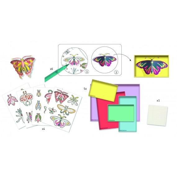 Atelier crayons - Cabinet de curiosités