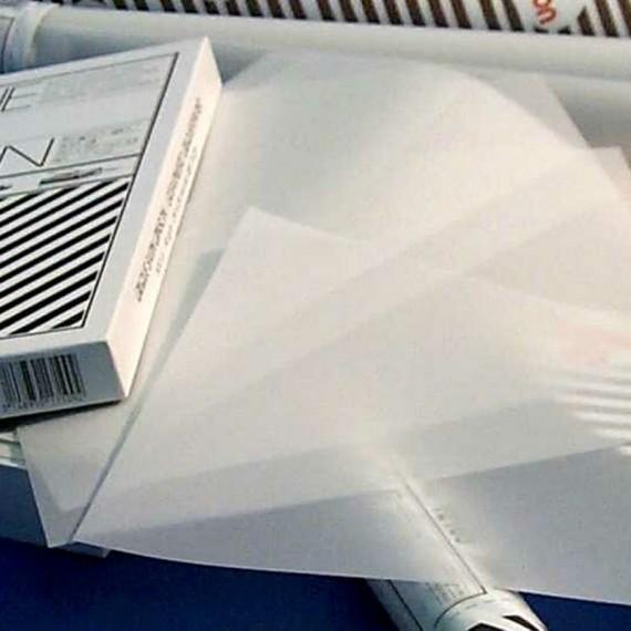 Bloc calque CANSON Satin -  90/95 gr - Format: 29.7 x 42 cm (A3) - (50f)