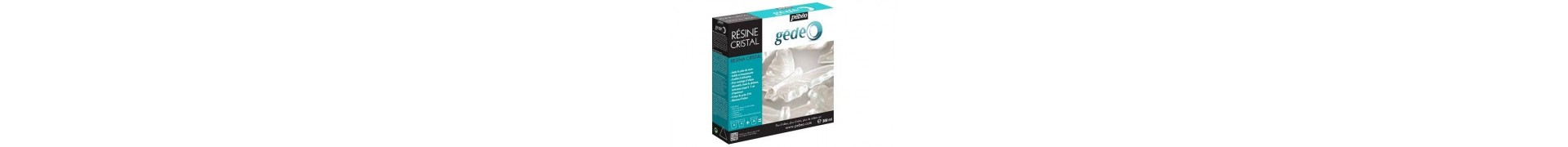 KIT RESINE CRISTAL PEBEO  - 150 ML