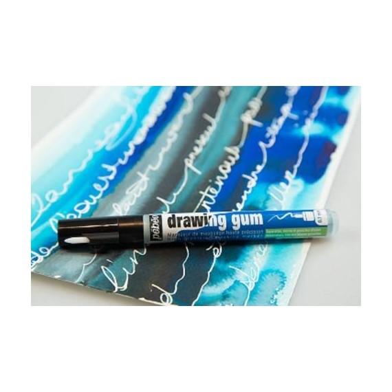 Gomme à dessiner liquide PEBEO ( Drawing gum)  - Marqueur: 0.4 mm