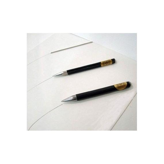 Crayon spécial ZECCHI - Mine de plomb-Etain