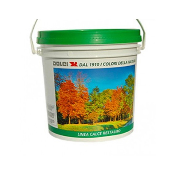 INTONACHINO NATURALE A CALCE (GRANA MEDIA) 0 - 0,7 - 5 Kg - (ENDUIT MARBREX R 5 Kg)