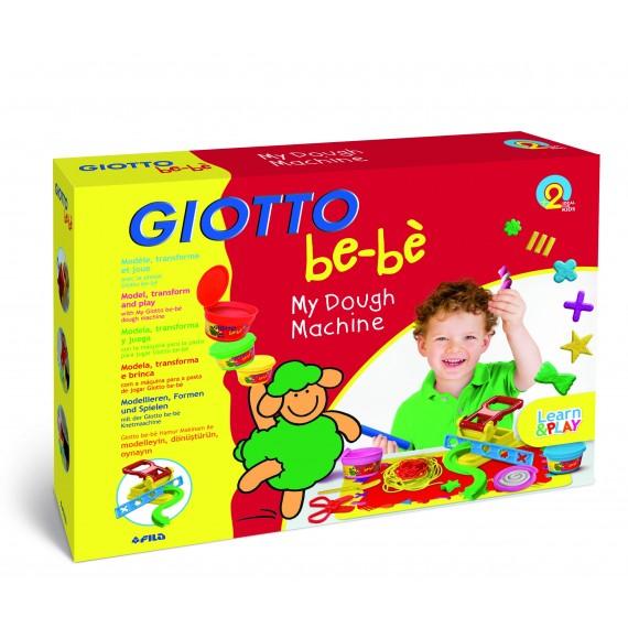 Etui Pâte à jouer GIOTTO Bébé - Super pâte à jouer + accéssoires (46290)