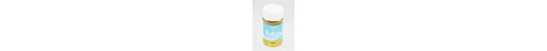Paillette - Pot: 60 Ggr - Or