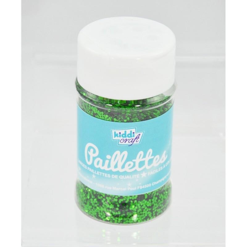 Paillette - Pot: 60 Ggr - Vert