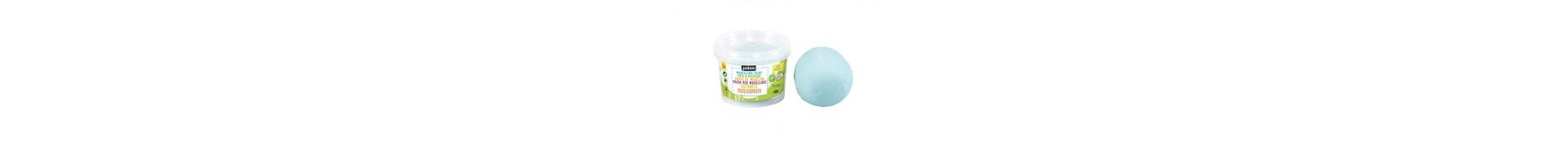 Pâte à modeler - 100% Naturelle - ARTEKO - PEBEO - Pot de 100 gr - Turquoise