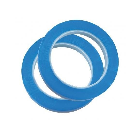 Adhésif de réserve - (Bleu) - 9 mm