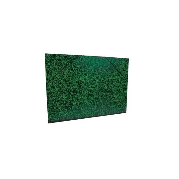 Carton à dessin CLAIREFONTAINE An0ay - F:26 x 33 cm - A élastique