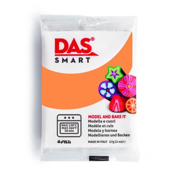 Pâte à modeler DAS SMART - Sachet de 57 gr - Saumon
