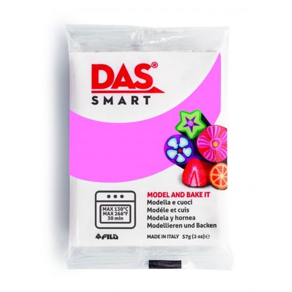 Pâte à modeler DAS SMART - Sachet de 57 gr - Rose