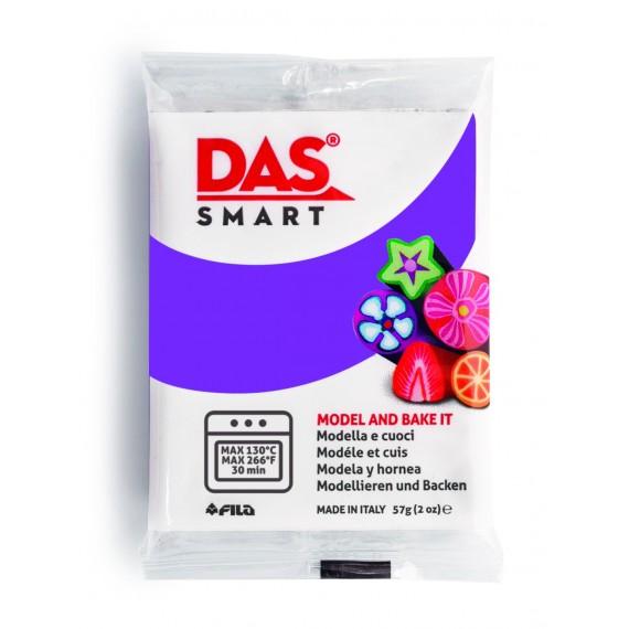 Pâte à modeler DAS SMART - Sachet de 57 gr - Pourpre