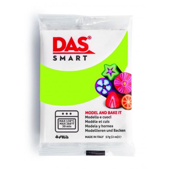 Pâte à modeler DAS SMART - Sachet de 57 gr - Vert pomme
