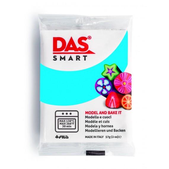 Pâte à modeler DAS SMART - Sachet de 57 gr - Turquoise