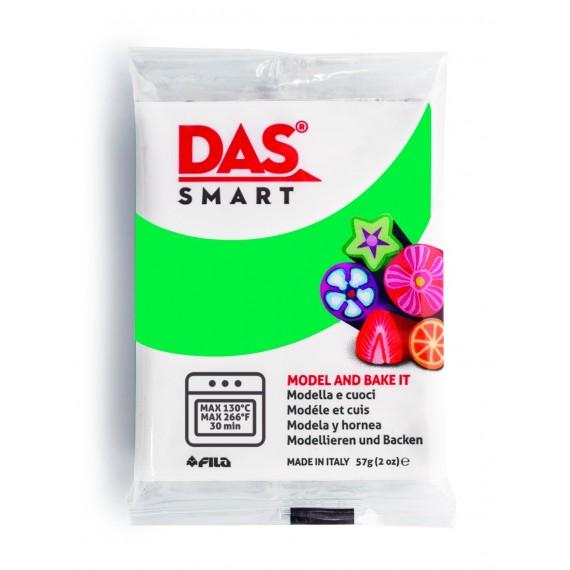 Pâte à modeler DAS SMART - Sachet de 57 gr - Émeraude