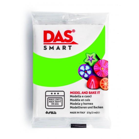 Pâte à modeler DAS SMART - Sachet de 57 gr - Vert printemps