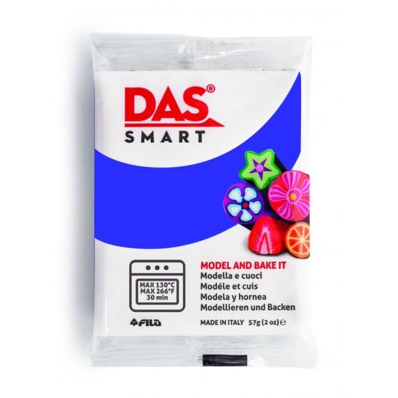 Pâte à modeler DAS SMART - Sachet de 57 gr - Violet