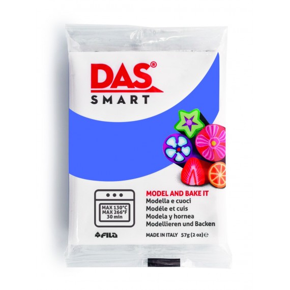 Pâte à modeler DAS SMART - Sachet de 57 gr - Lavande