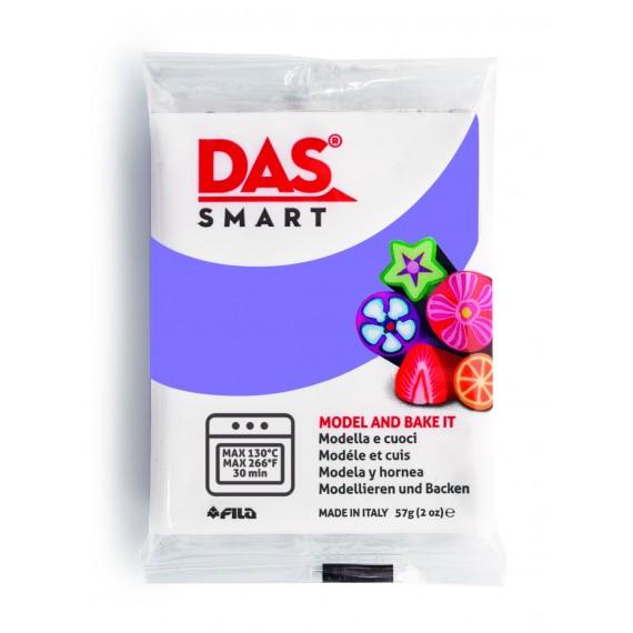 Pâte à modeler DAS SMART - Sachet de 57 gr - Lilas