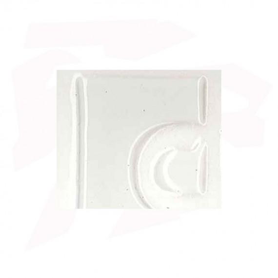 EMAIL LIQUIDE OPAQUE BRILLANT - BLANC ANTIQUE 01 - 250 GR
