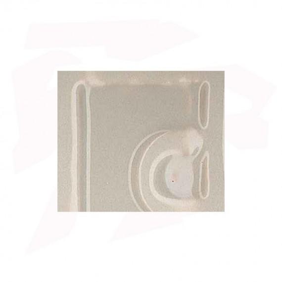 EMAIL LIQUIDE OPAQUE BRILLANT - GRIS PIERRE 27 - 250 GR