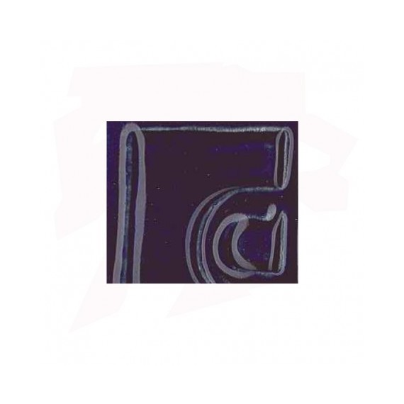 EMAIL GRES - BLEU COBALT  - 1 KG 0-10541