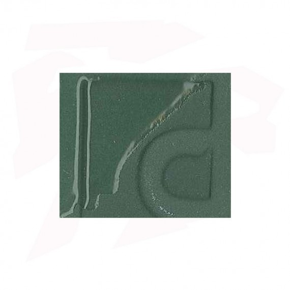 ENGOBE FAIENCE LIQUIDE ENSP 21 - 250 GR - VERT FONCE