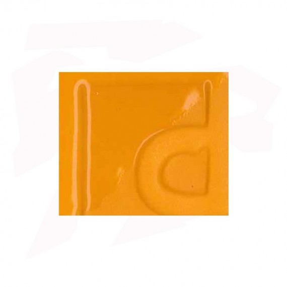 ENGOBE FAIENCE LIQUIDE ENSP 28 - 250 GR - JAUNE ORANGE