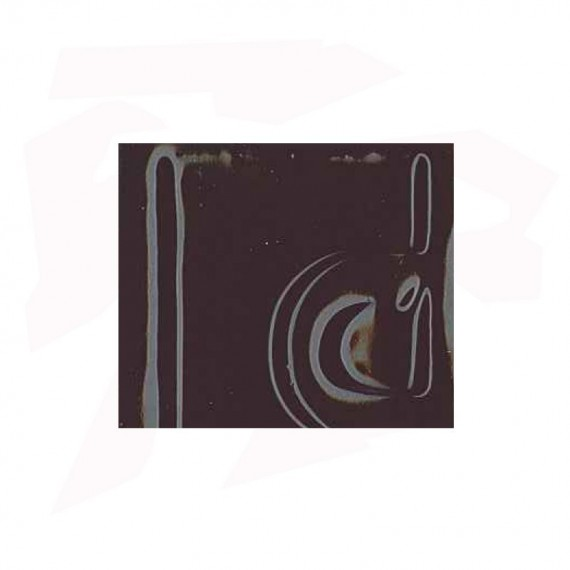 EMAIL FAIENCE OPAQUE BRILLANT NOIR EOSP 26 - 1 KG