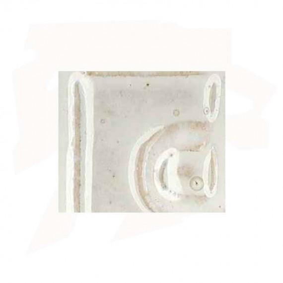 EMAIL GRES - BLANC NACRE  - 1 KG