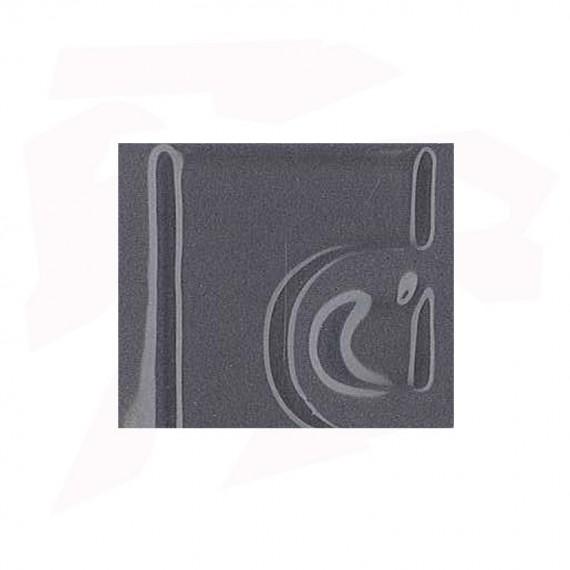 EMAIL LIQUIDE OPAQUE BRILLANT - GRIS FONCE 12 - 250 GR