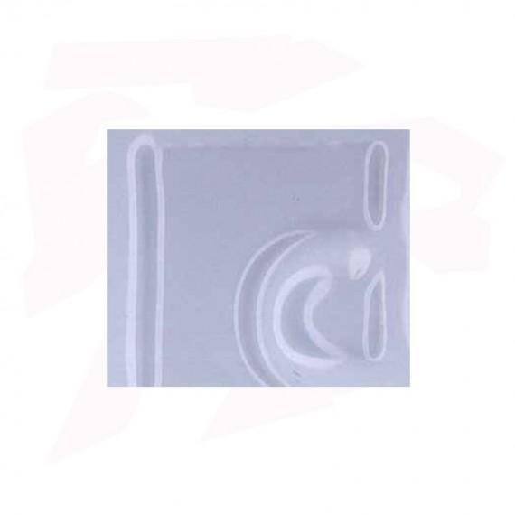 EMAIL LIQUIDE OPAQUE BRILLANT - BLEU CIEL 08 - 250 GR