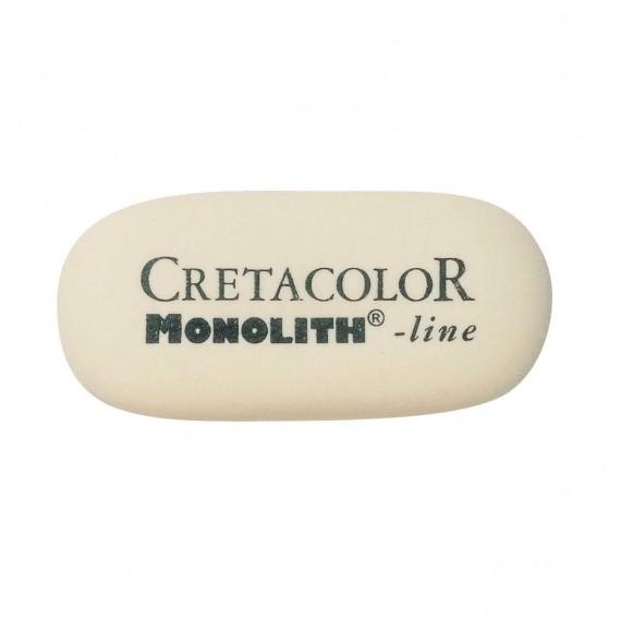 Gomme CRETACOLOR Monolith (300 22) - Grand modèle