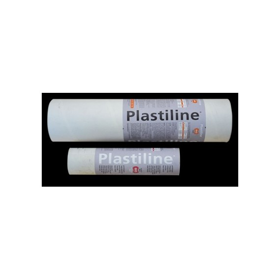 PLASTILINE HERBIN 40 1 Kg TRES SOUPLE PLASTILINE GRISE