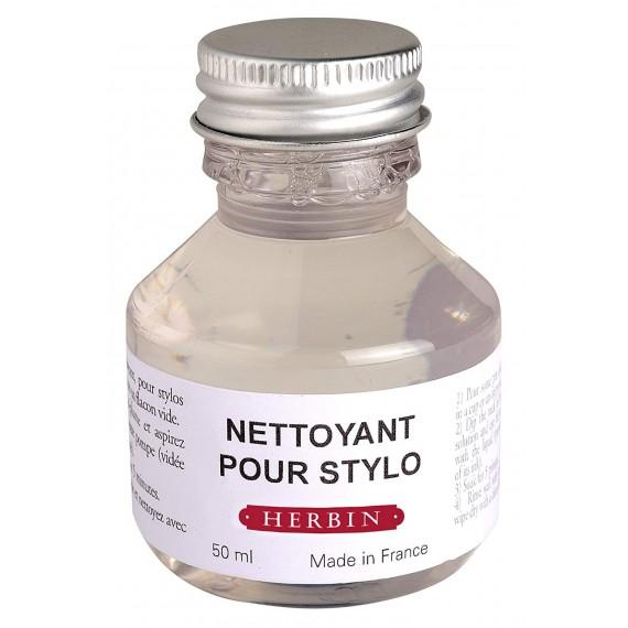 Nettoyant pour stylo - HERBIN - Flacon de 50 ml