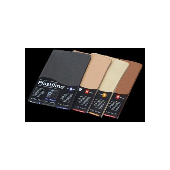 PLASTILINE HERBIN 50 750 Gr SOUPLE GRIS FONCE