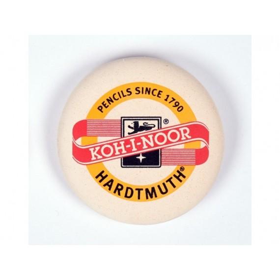 GOMME KOH-I-NOOR RONDE PR LE GRAPHITE DIAM. 52 mm K6241