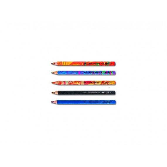 Crayon spécial KOH-I-NOOR Magic - Mine multicolore