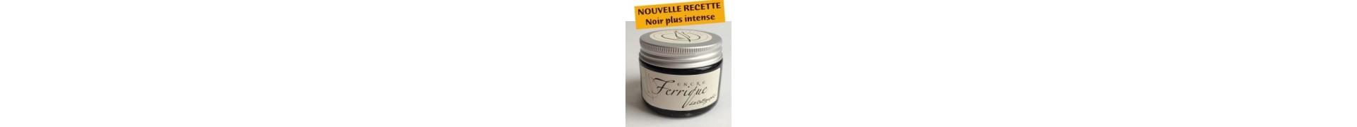 Encre spéciale - Encre férrique médiéval - Flacon: 45 ml - EN100